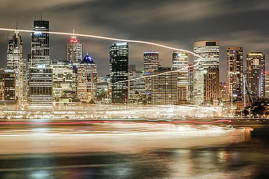 City Blur by Smoked Cactus
