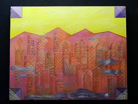 City By The Bay by Laurie Alpert