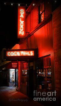 City - Encinitas - Saloon Cocktails by Kip Krause