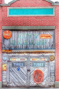 City Garage by Toma Caul