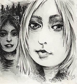 City Girls II by Rachel Christine Nowicki