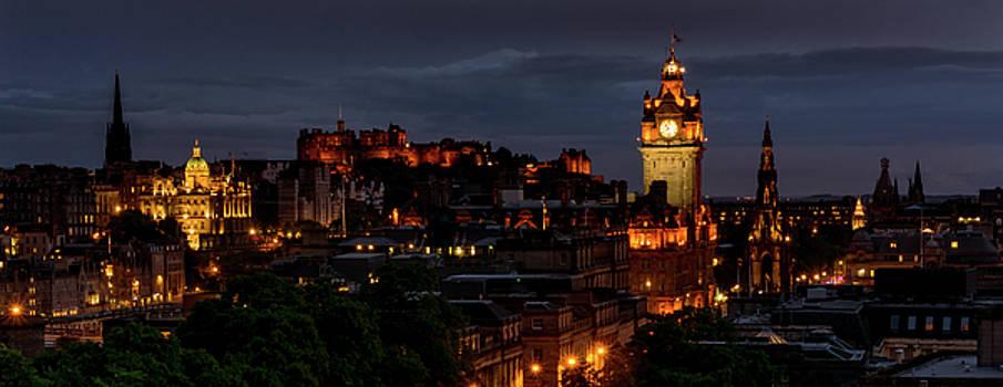 City Glow by Andrew Matwijec