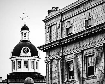 City Hall in Kingston, ON by Iris Russak