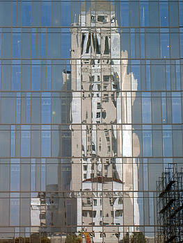 City Hall Reflected by Sean Owens