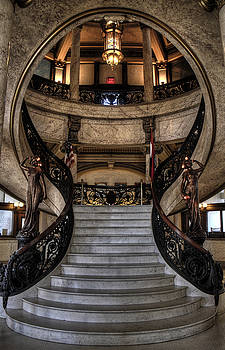 City Hall - University City, Missouri by Dylan Murphy
