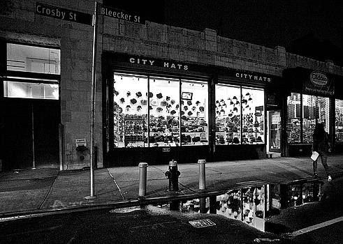 City Hats by Richard Hinds