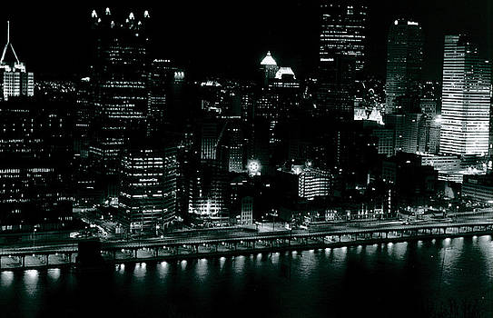 City Lights by Chaz McDowell