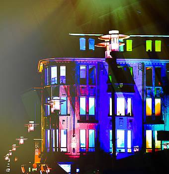 City Lights Mood by Nicole Frischlich