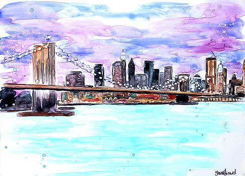 City Lights by Shaina Stinard