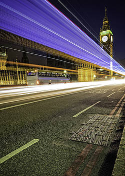 City Lights by Wendy Chapman