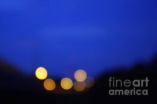 City Limit Lights by Justin Bower
