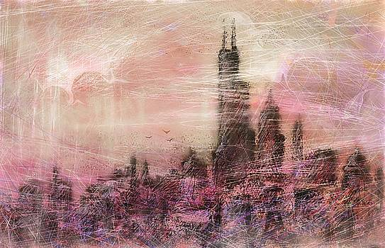 City Love by Rachel Christine Nowicki