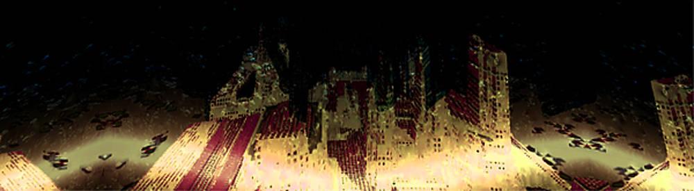 City by Mason BenYair