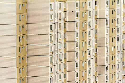 City Monotony by Stelios Kleanthous