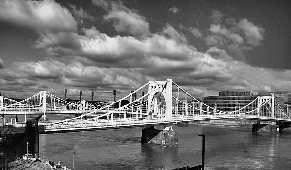 City of Bridges by Troy  Skebo