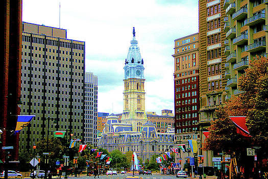 City of Brotherly Love by Elom Bowman