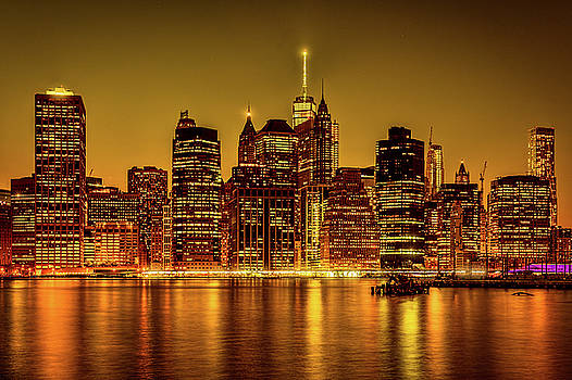 City Of Gold by Chris Lord