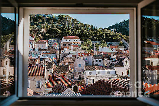 City of Hvar, Croatia by Viktor Pravdica