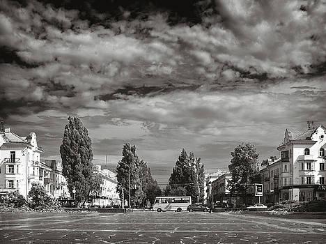 City of parks. Chernihiv, 2015. by Andriy Maykovskyi
