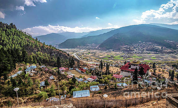 Pravine Chester - City of Paro