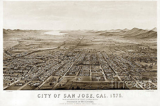 California Views Mr Pat Hathaway Archives - City of San Jose County of Santa Clara 1875