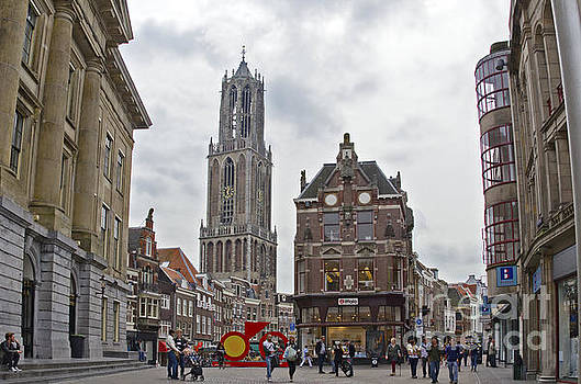 Pravine Chester - City of Utrecht