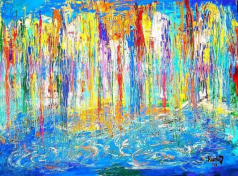 City on water by Adekunle Ogunade