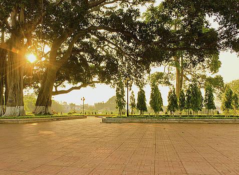 City park Buon Me Thuot by Tran Minh Quan