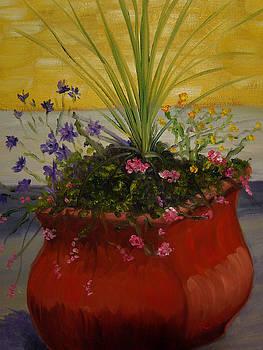 City Planter by Marcia  Hero