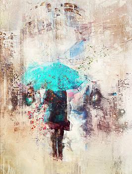 City Rain by Rebecah Thompson