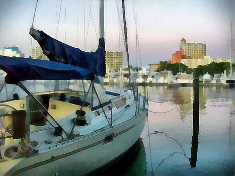 TAWES DEWYNGAERT - City Sailboat