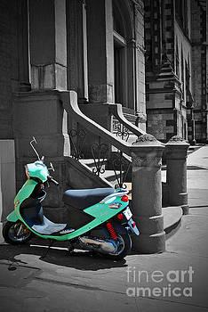 Jost Houk - City Scooter
