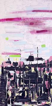 City Sky by Benjamin Esfandi