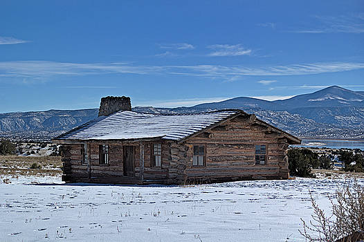 City Slickers Cabin by Tom Winfield