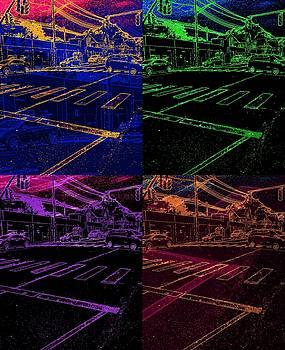City streets in color by ONDRIA-UNIqU3-Pics- Admin