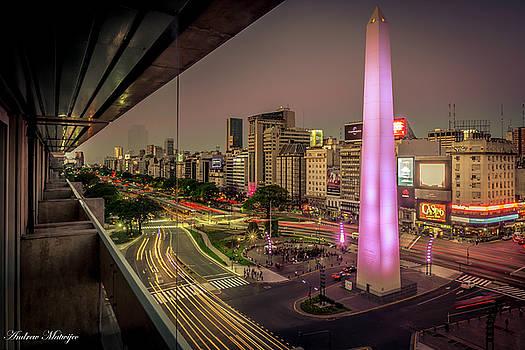 City Sunset by Andrew Matwijec