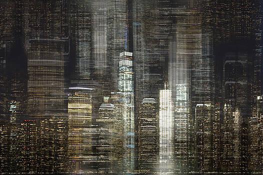 Elvira Pinkhas - City Tetris