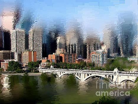 City by Tin Tran