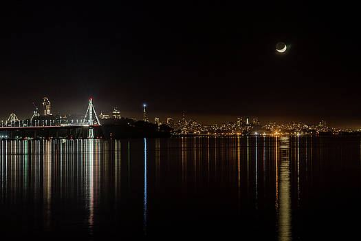 City Under The Moon by Joie Cameron-Brown