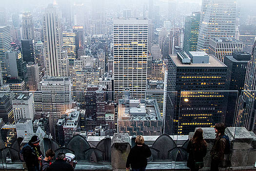 City Views by Robert J Caputo