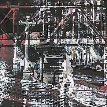 City Walk by Susan Stone