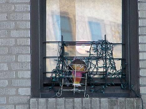 City Window by Melissa Mendelson