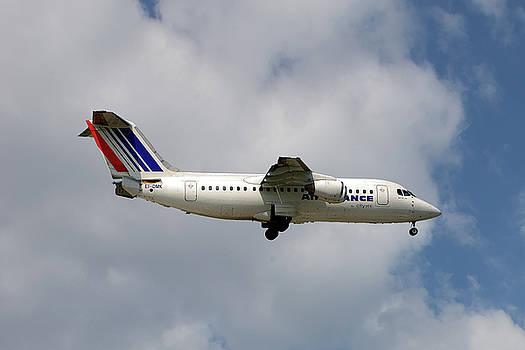 Cityjet British Aerospace 146-200A by Nichola Denny