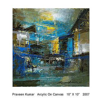 Cityscape 1 by Praveen Kumar