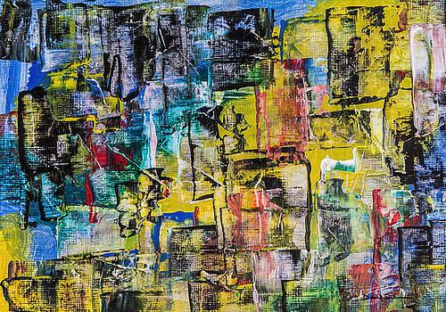 Cityscape 3 by Dan Sisken