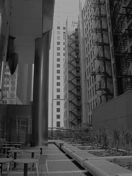 Cityscape I by Anna Villarreal Garbis