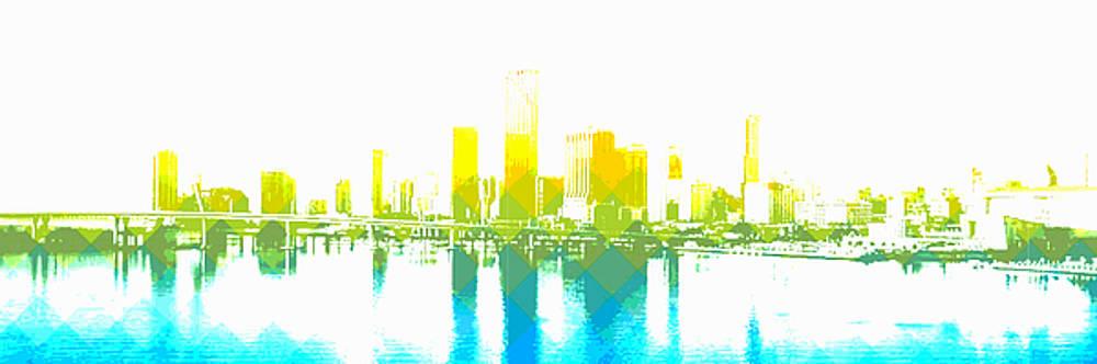 Mary Clanahan - Cityscape Miami
