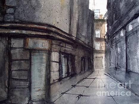 Cityscape by Paez De Pruna