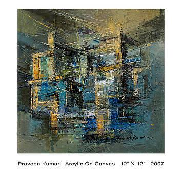 Cityscape by Praveen Kumar