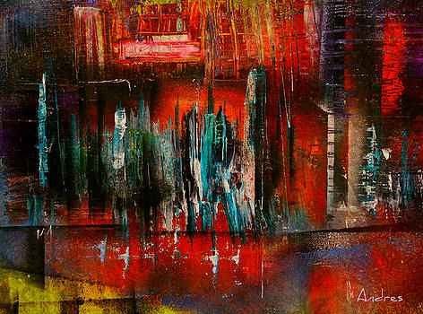 Cityscapes by Andres Gonzalez